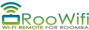 RooWifi :: Wifi Remote for Roomba